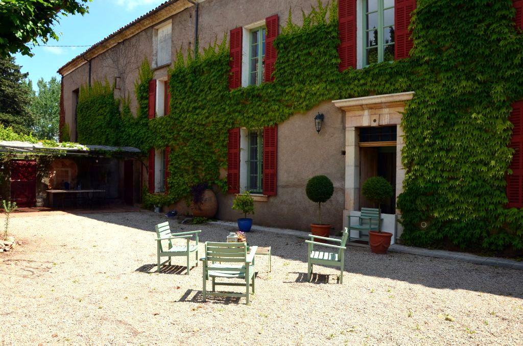 Location d'un gîte en Provence